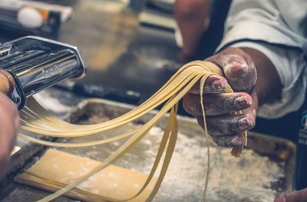 recept pasta tonno