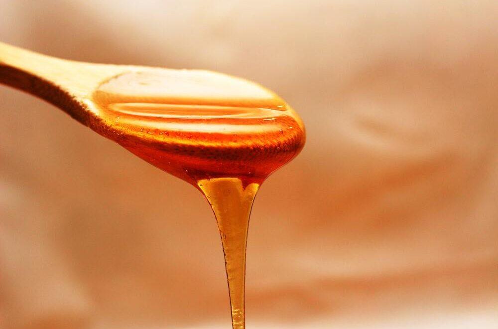 de ene honing is de andere niet