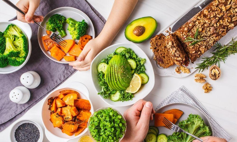 Voordelen gezonde voeding