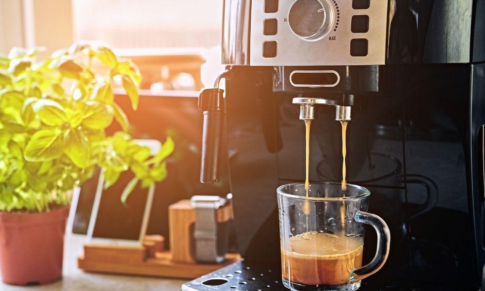 Geschiedenis koffiemachine